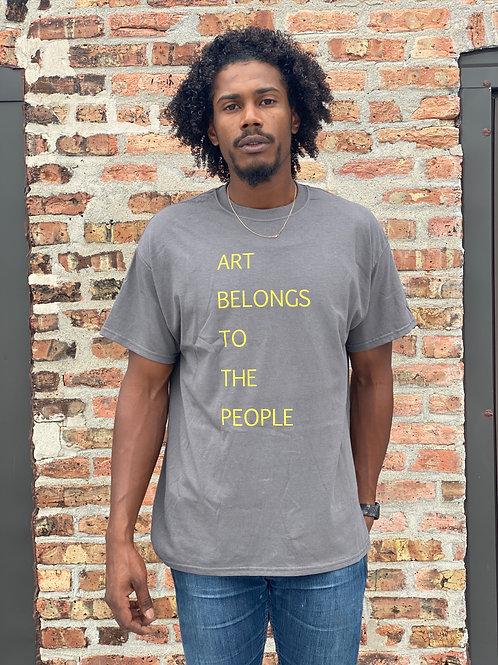 Men's Art Belongs to the People