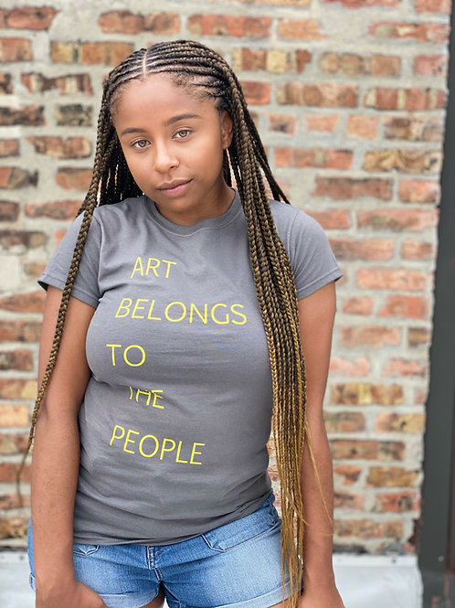 Women's Art Belongs to the People