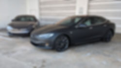 TESLA CAR WRAPS MIAMI
