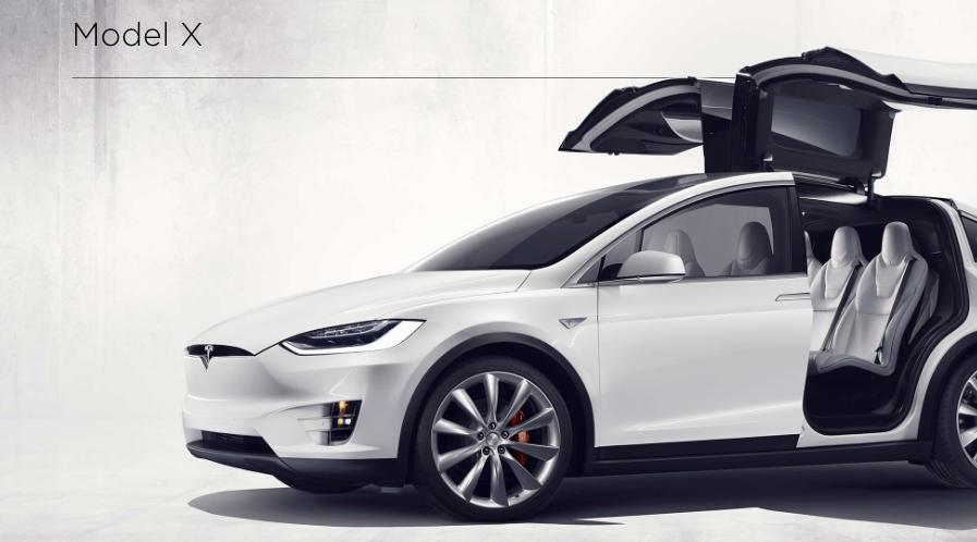 Tesla Model X Miami paint protection Suntek Xpel