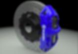 blue reflective caliper wrap 3M Miami