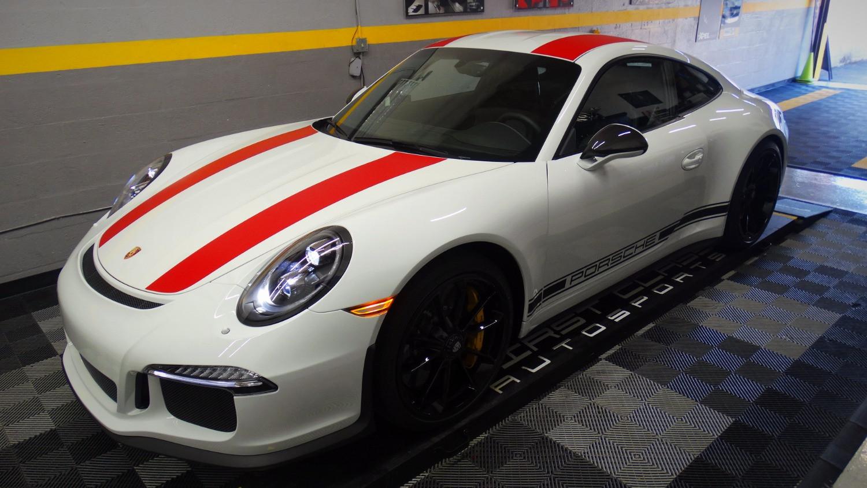 Porsche  911R Paint Protection Film Miami
