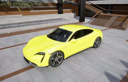 PORSCHE-PPF-FULL-CAR