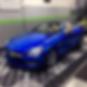 Mercedes chrome car wrap Miami