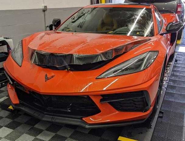 Corvette C8 Paint Protection Film Miami