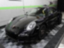 Porsche detailing Miami