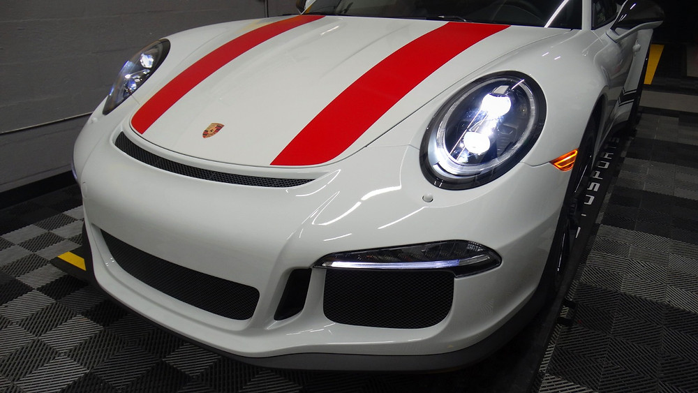 Porsche 911 R Xpel Paint Protection Film