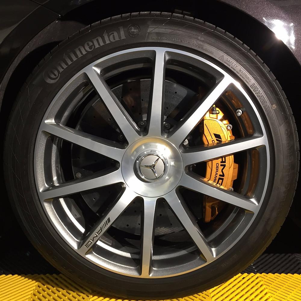 Ceramic Pro Paint Protection Film Miami Mercedes Benz S63 AMG Coupe