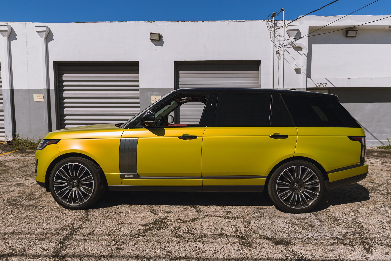 Range Rover HSE Large