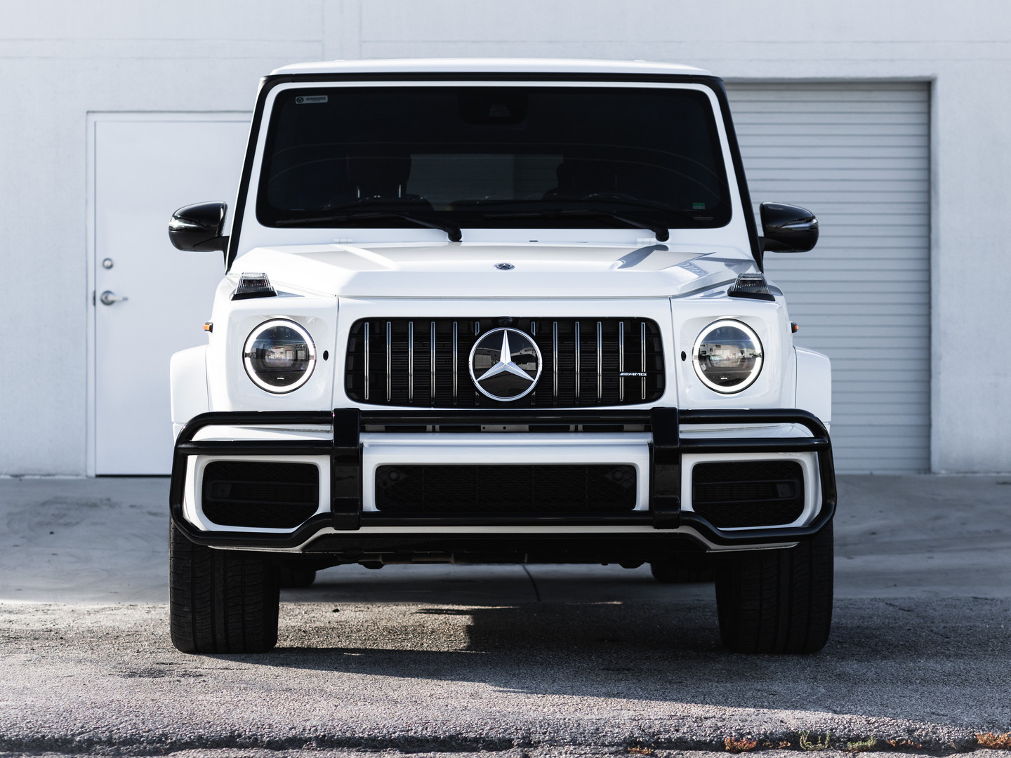 Mercedes Benz G Class Full Car Paint Protection Film Miami