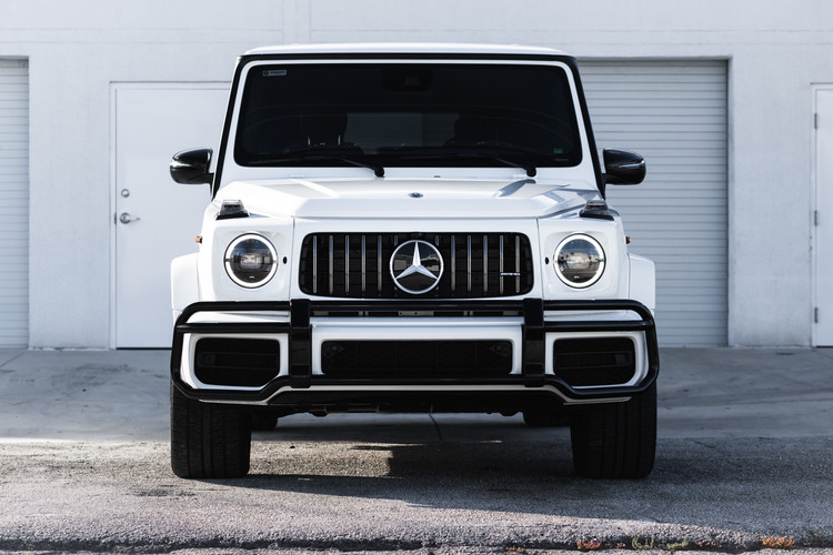 Mercedes G class Paint protection film