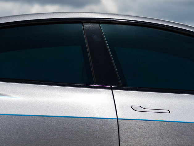 Tesla Model 3 - Chrome Delete Miami