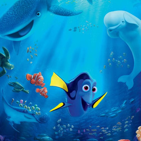 Finding Dory - Life Lessons