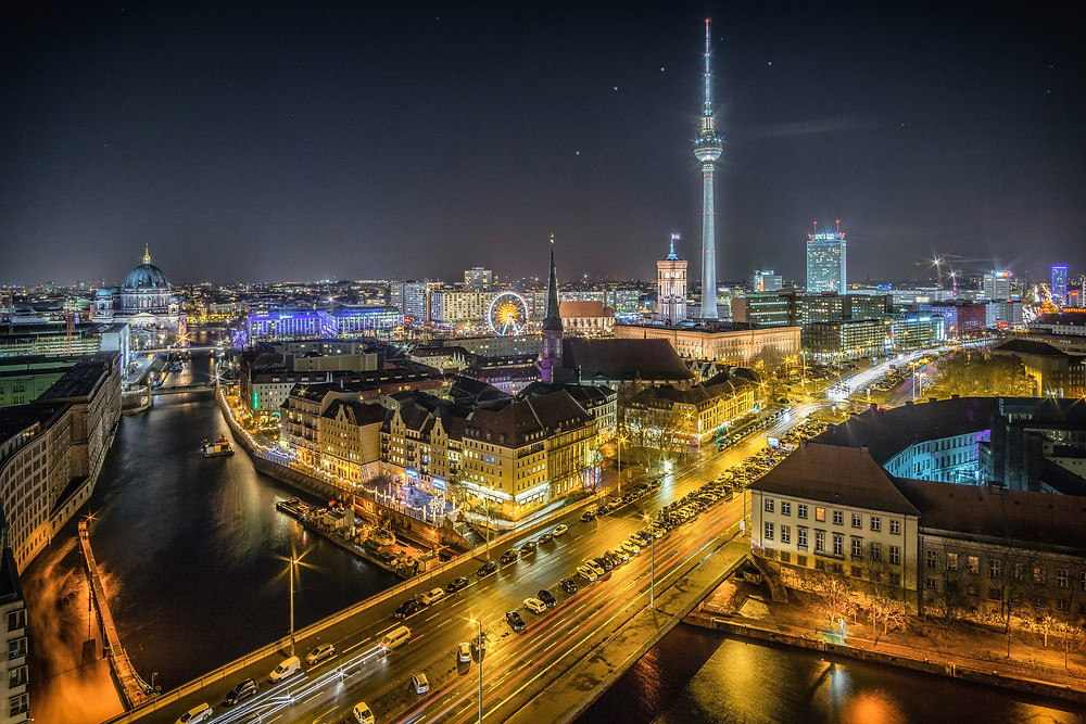 Short-term accommodation with address registration in Berlin