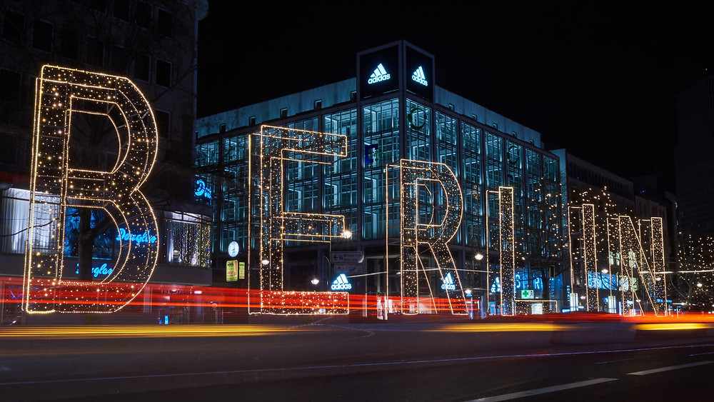Short-term accommodation in Berlin