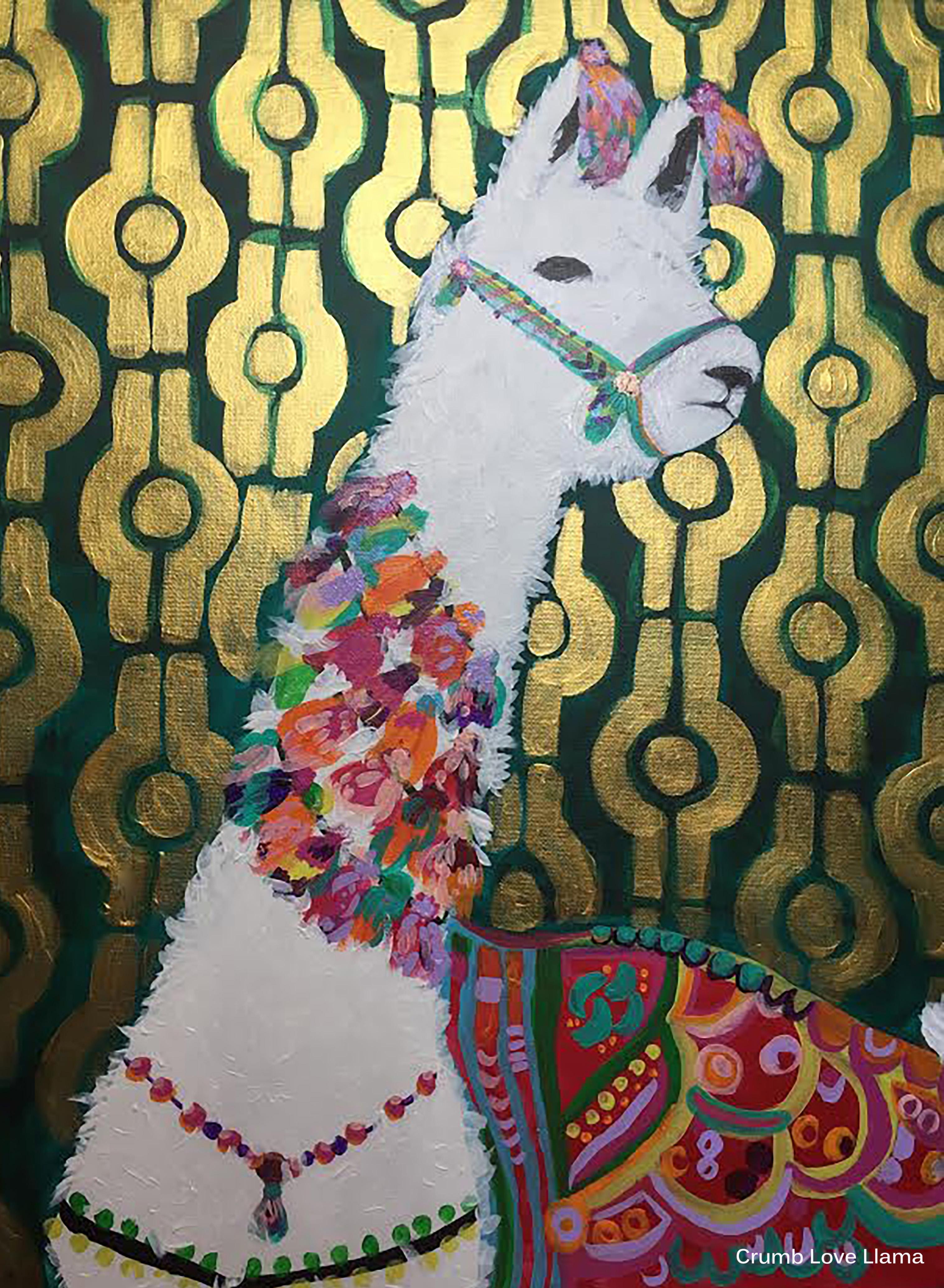 Llama Llama 2 (sold)