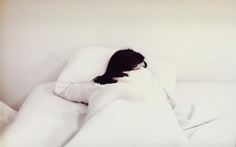 Becky Sleeping