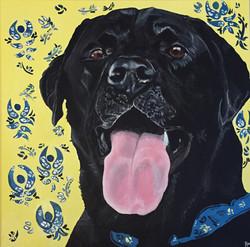 Tysons Portrait (sold)