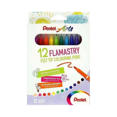 Flamastry PENTEL