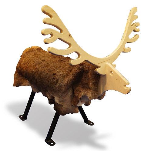 Animal en bois