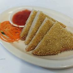 Sesame Prawn Toast (4 pcs)