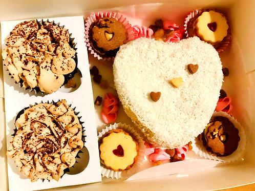CakeLove Box - Sponge cake