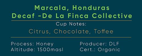 Honduras De La Finca Decaf