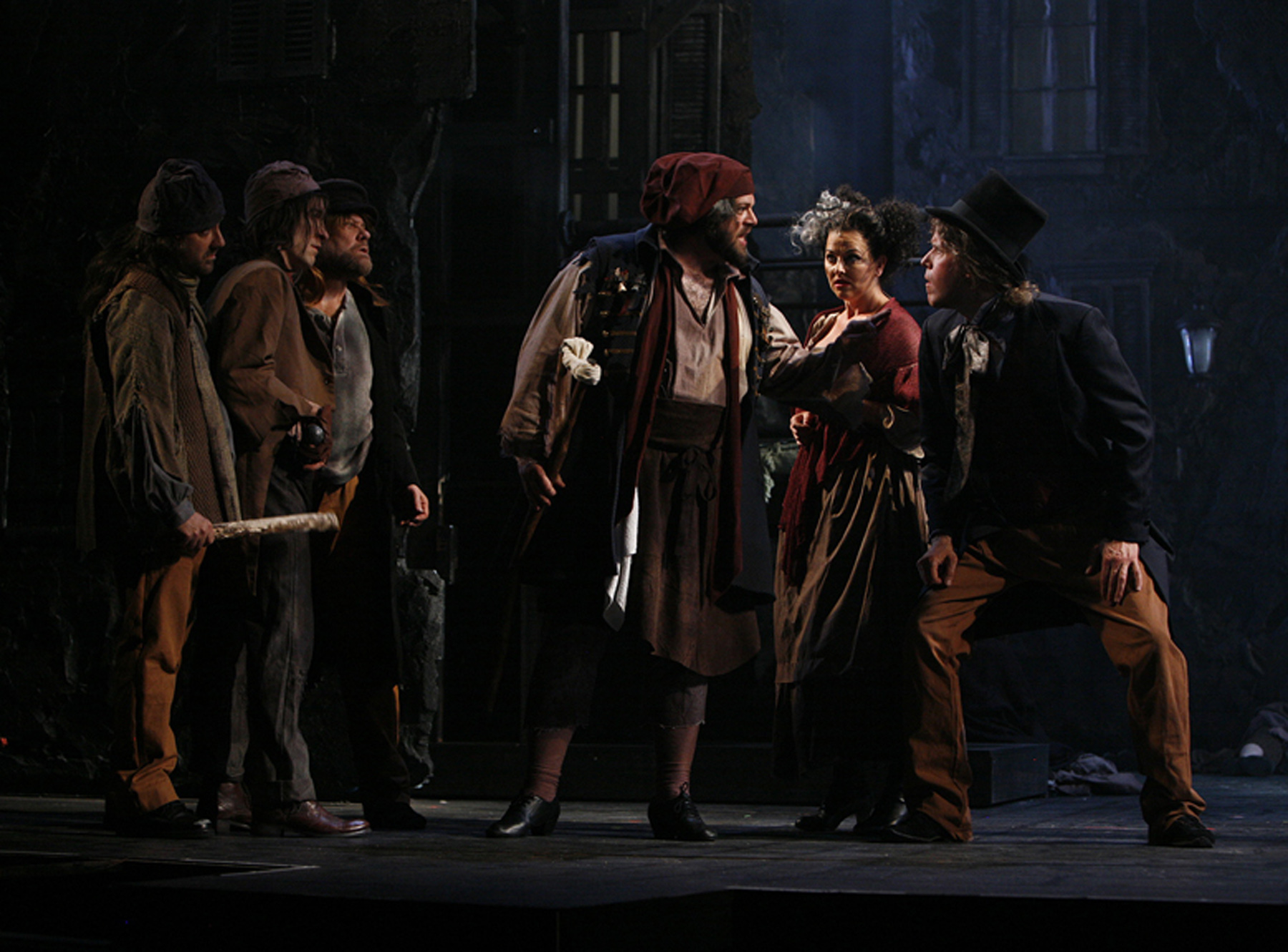 """Les Miserable"", with Scott Greer"