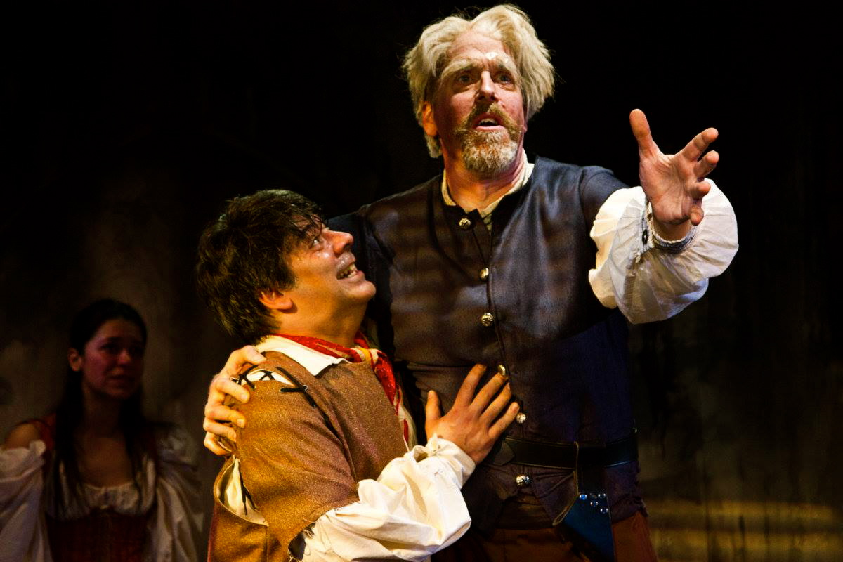 """Man of La Mancha"", Act II Playhouse"