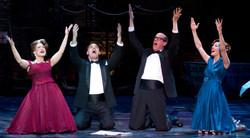 """""""Curtains"""", Walnut Street Theatre"""