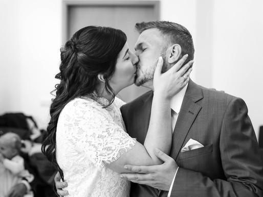 Die Standesamtliche Hochzeit von Jessica & Ralf