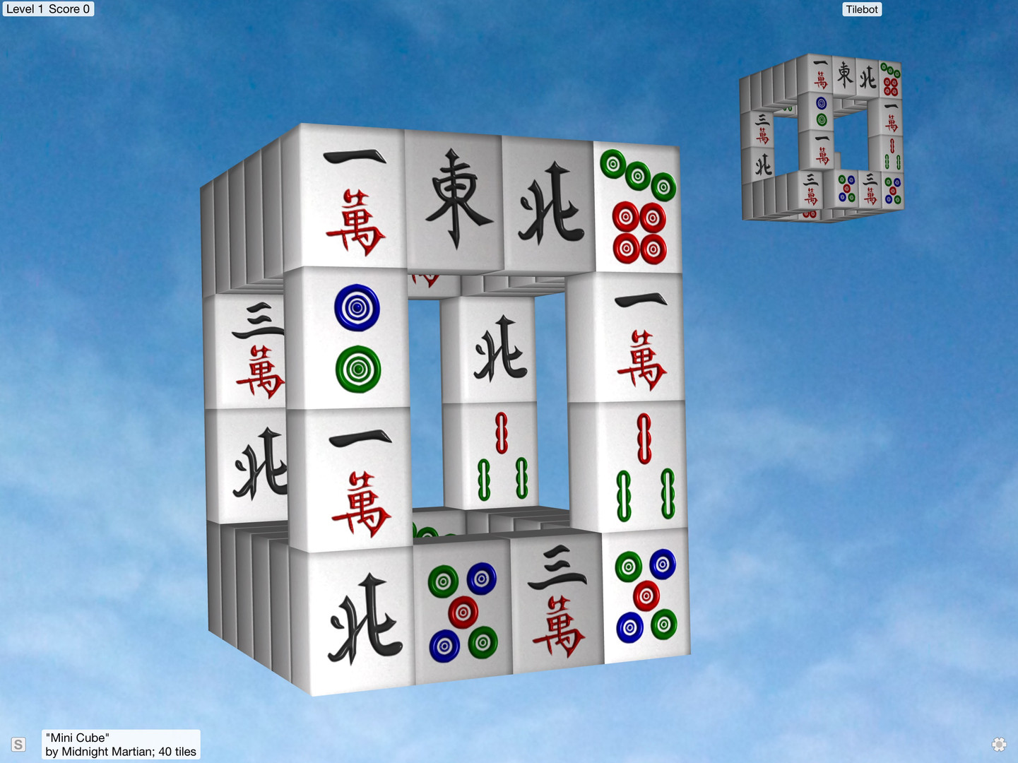 Moonlight Mahjong Screenshot 1.jpg