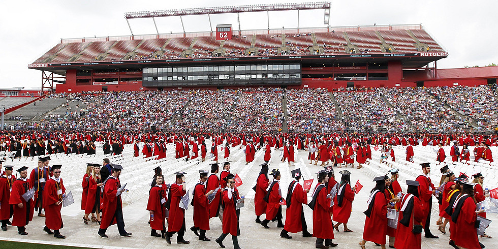 Rutgers Commencement Performance