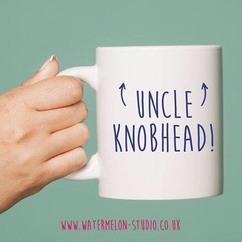 Uncle Knobhead - mug