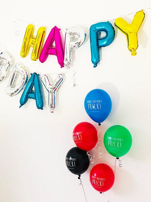 Happy Birthday Prick - Multipack