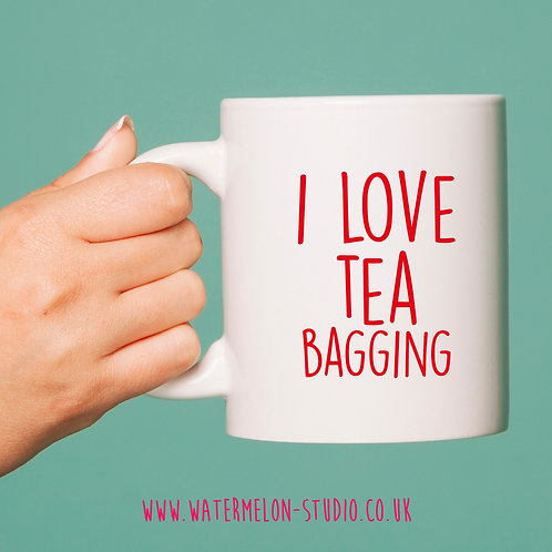 I love tea bagging mug