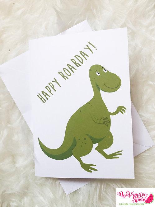 Happy ROARDAY!