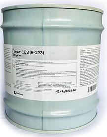 Ga lạnh R123 Freon Chemours