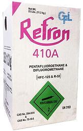Ga lạnh R410a Refron Ấn Độ