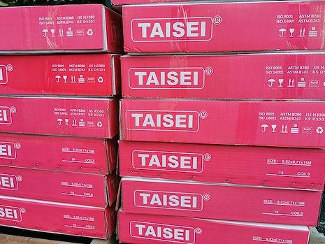 Ống đồng Taisei