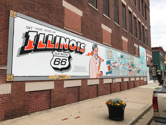 Route 66: Springfield to Chicago
