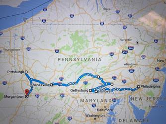 Our Pennsylvania Trip