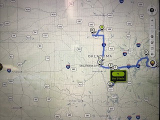 Our Oklahoma Trip