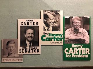 From Peanut Farmer to President!