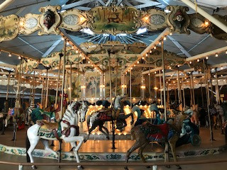 The Oldest Original Carousel in America