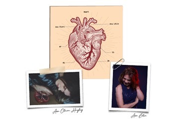 NEW RELEASE: HEART out  27-01-2021