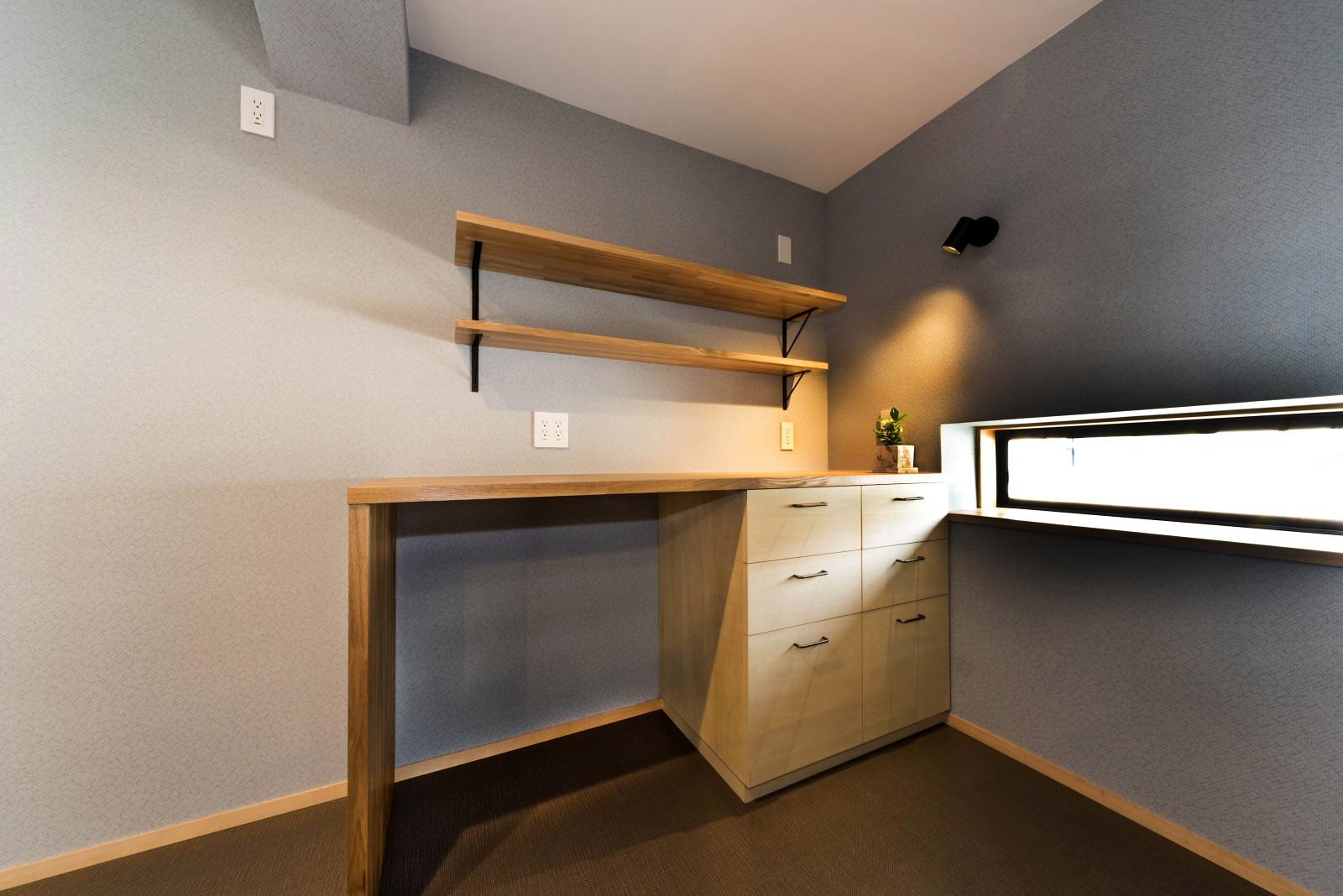 2階 キッチン家具