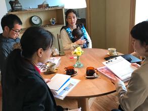 「香川の家」取材