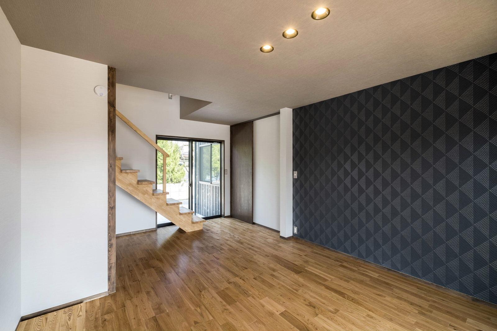1階 洋室(寝室)