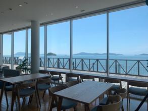 海と空のカフェ OPEN♪